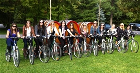 Sip'n Cycle Tour