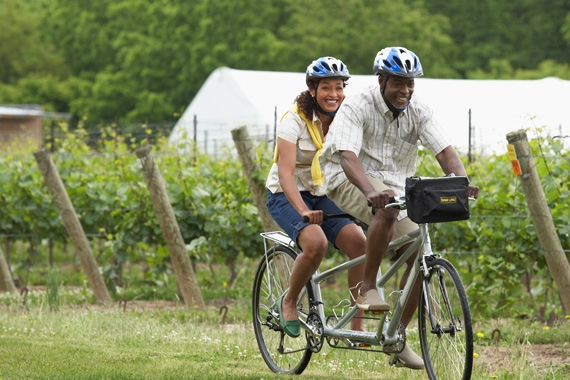Lakeshore Breeze Wine & Cider Self Guided Bicycle Tour