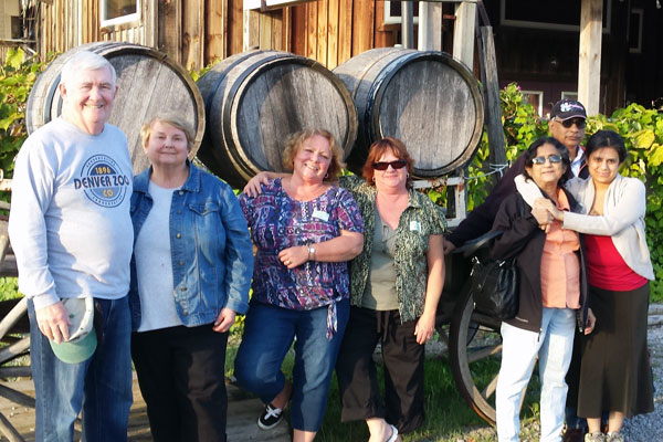 Family Wine Beer Tour